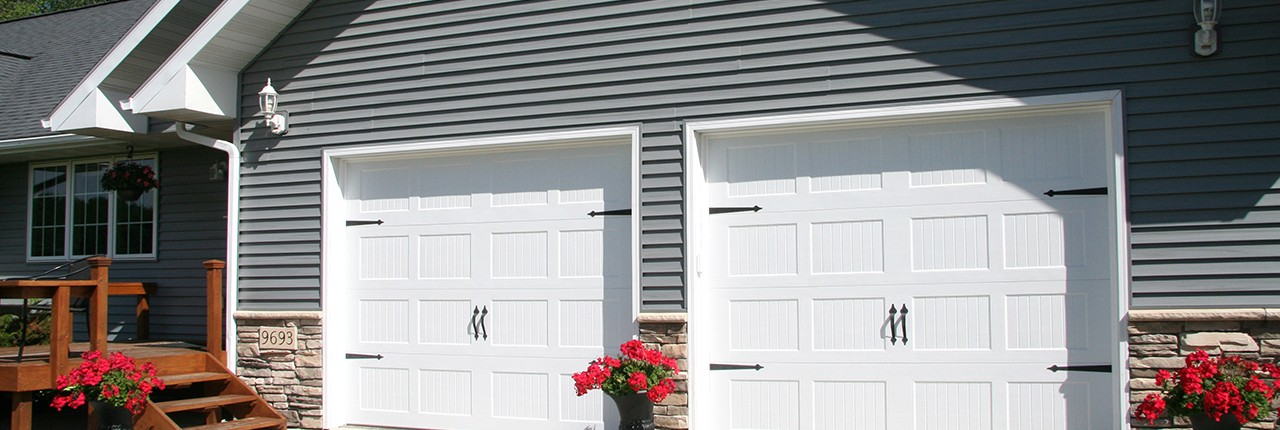 North Central Aspen Ridge Garage Door