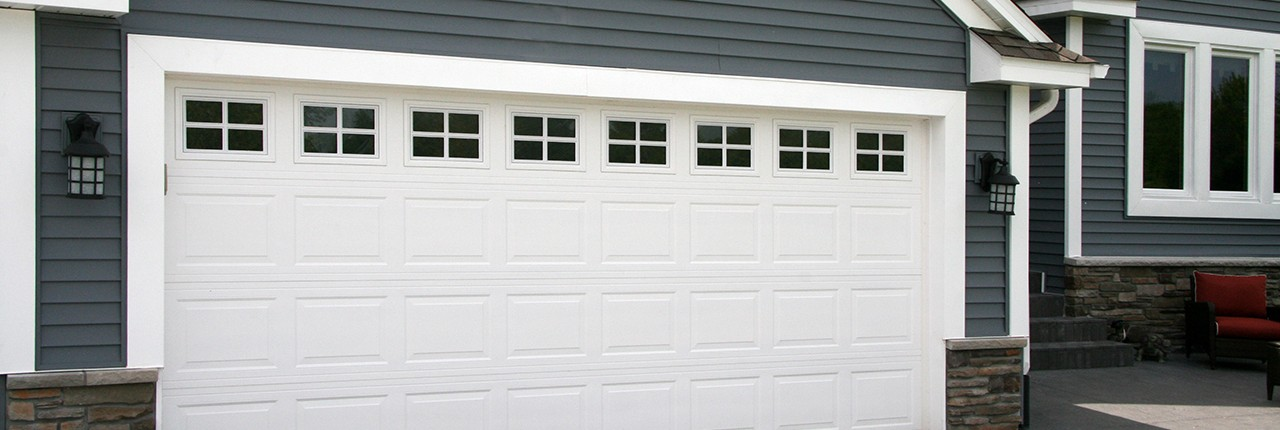 North Central Forest Bay Garage Door