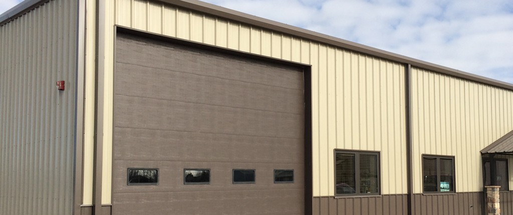 North Central Special Reserve Garage Door