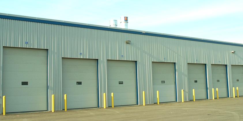 North Central Forest Bay Garage Door
