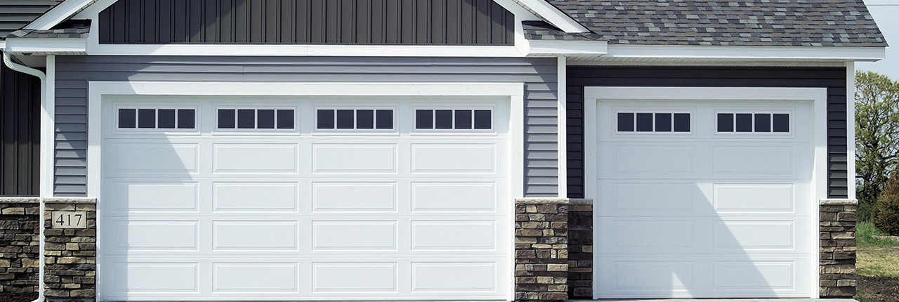 North Central Timberland Garage Door